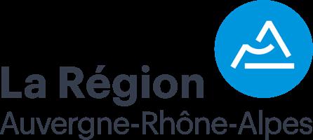 Logo la région Auvergne-Rhône-Alpes
