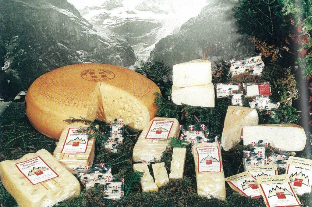 Modernisation de la filière laitière de production de l'Emmental de Savoie