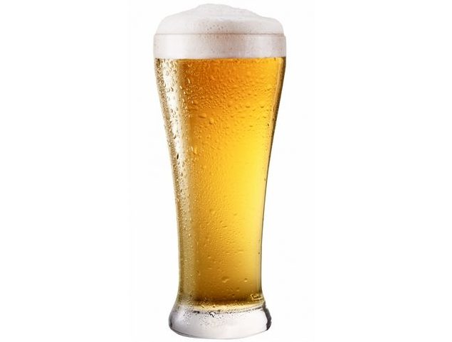 De l'Emmental et une bière blonde de Savoie